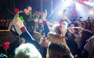Željko Bebek razprodal koncert v Splitu