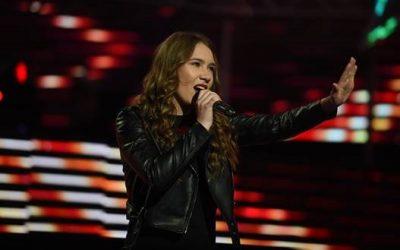 VIVIANA KUKAR, velika zmagovalka šova 'NOVA ZVEZDA SLOVENIJE'