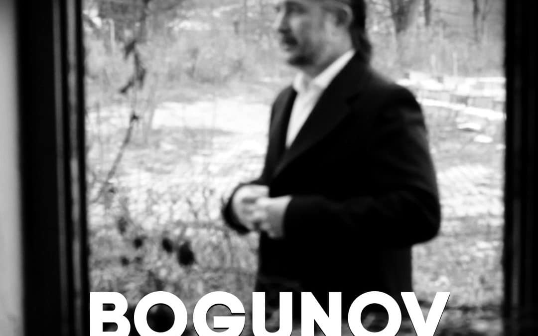 BOGUNOV – OSTAJEM SAM